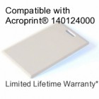 Clamshell Proximity Card - Acroprint 140124000 Compatible