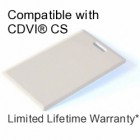 Clamshell Proximity Card - CDVI® CS Compatible