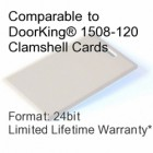 Clamshell Proximity Card - DoorKing® 1508-120 Compatible