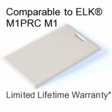 Clamshell Proximity Card - ELK® M1PRC M1 Compatible