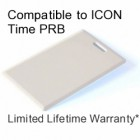 Clamshell Proximity Card - ICON TIME PRB Compatible