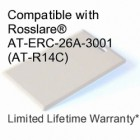 Clamshell Proximity Card - 125khz Rosslare® Compatible