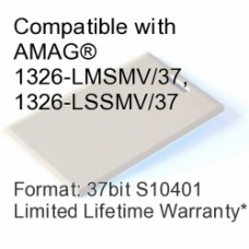 Clamshell Proximity Card - 37bit S10401