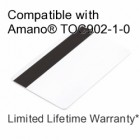 Printable Proximity Card with Magnetic Stripe - 125khz Amano® Compatible