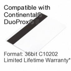 Printable Proximity Card with Magnetic Stripe - 36bit C10202