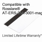 Printable Proximity Card with Magnetic Stripe - 125khz Rosslare® Compatible