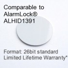 Peel and Stick Proximity Tag - AlarmLock® ALHID1391 Compatible