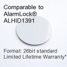 Peel and Stick Proximity Tag - AlarmLock® ALHID1391 Compatible