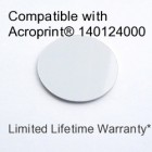 Peel and Stick Proximity Tag - Acroprint 140124000 Compatible