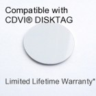 Peel and Stick Proximity Tag - CDVI® DISKTAG Compatible