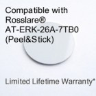 Peel and Stick Proximity Tag - 125khz Rosslare® Compatible