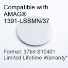 Peel and Stick Proximity Tag - 37bit S10401