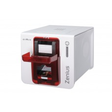Evolis Zenius Classic Single-sided Card Printer, 2 year warranty, free software