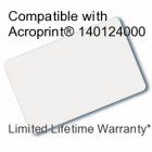 Printable Proximity Card - Acroprint 140124000 Compatible