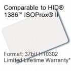 Printable Proximity Card - 37bit H10302