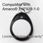 Proximity Keyfob - 125khz Amano® Compatible