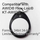 Proximity Keyfob - AWID® 34bit