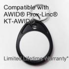 Proximity Keyfob - DSX® 33bit for AWID®
