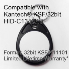 Proximity Keyfob - Kantech® KSF/32bit HID-C1346KSF Compatible