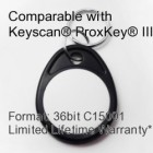 Proximity Keyfob - Keyscan® Compatible, 36bit C15001
