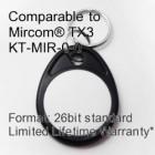 Proximity Keyfob - Mircom® TX3 KT-MIR-0-0 Compatible