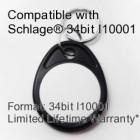 Proximity Keyfob - Schlage® Compatible, 34bit I10001