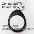Proximity Keyfob - XceedID® 7610 Compatible